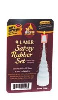 9 Layer Safety Rubbers 2 Sets