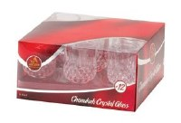 Crystal Oil Glass #12 - 9 Pack