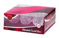 Crystal Oil Glass #13 - 9 Pack