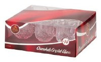 Crystal Oil Glass #14 - 9 Pack