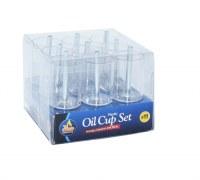 Plastic Oil Cup Set #11