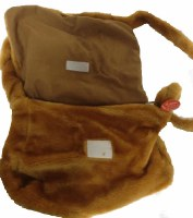 Backpack Camel Shape Israeli Theme