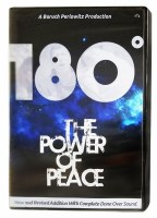 180 Degrees The Power of Peace DVD