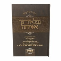 Haggadah Niflaosecha Asicha [Hardcover]