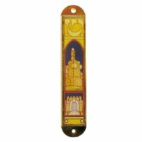 Car Mezuzah Tower of David 2""