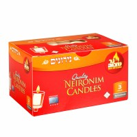 3 Hour Neironim Candles - 72 Pack