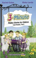 3 Minute Middos Stories for Children [Hardcover]