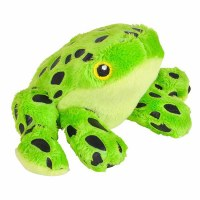 Plush Green Tree Frog 3.5""