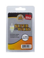 "Super Wicks 1.5"" Large Tab 50 Pack"