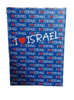 "Notebook ""I Love Israel"" Small"