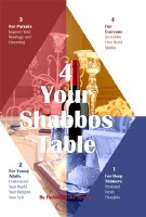 4 Your Shabbos Table [Hardcover]
