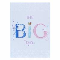 Greeting Card Wedding The BIG Day