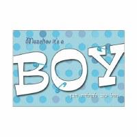 Card Baby Boy KJ104