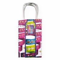 Purim Treat Paper Bags Medium Size Pack of 3