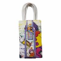 Mini Purim Paper Treat Bags Pack of 6
