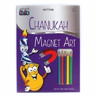 Chanuka Magnet Arts N Crafts