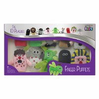 The 10 Plagues Finger Puppets