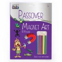Passover Magnet Art 10 Plagues