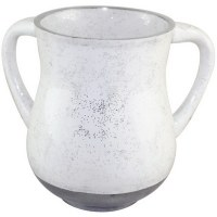 Wash Cup Aluminum Silver #51589