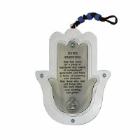 Hamsa Home Blessing on Chain