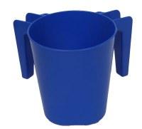 Plastic Washing Cup Royal Blue