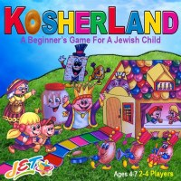 Kosherland Board Game