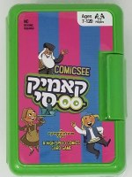 Comicsee Card Game