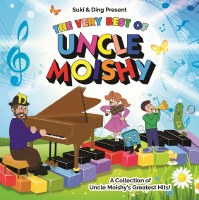 The Best of Uncle Moishy CD