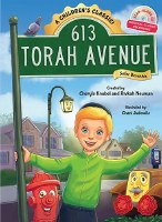 613 Torah Avenue Bereishis Book and CD [Hardcover]