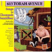 613 Torah Avenue: Songs for Bamidbar CD