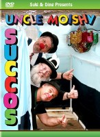Uncle Moishy Succos DVD