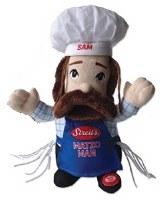 Sam the Dancing Matzah Man