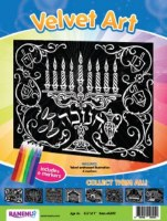 Velvet Art Chanukah Project