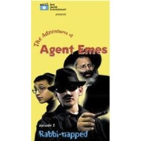 Agent Emes Rabbi-Napped Episode 2 DVD