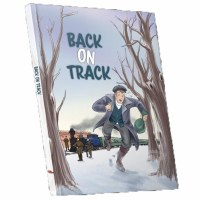 Back on Track Comic Story [Hardcover]