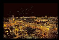 City of David Scratch Art