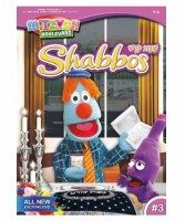 Mitzvah Boulevard Shabbos Kodesh Volume 3 DVD