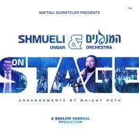 Shmueli Ungar On Stage CD