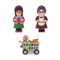 Mitzvah Kinder Shopping 3 Piece Play Set
