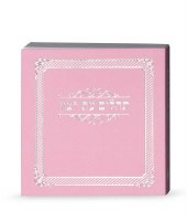 Mini Tehillim Eis Ratzon Laminated Softcover Light Pink