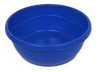 Mini Plastic Wash Bowl for Kids Royal Blue