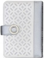 Siddur Eis Ratzon with Tehillim Faux Leather Lacey Silver Design Ashkenaz