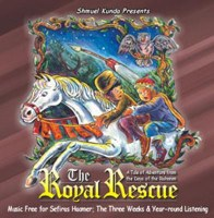 The Royal Rescue CD