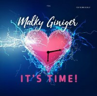 Malky Giniger It's Time CD