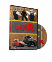 RRRRR Twins From France DVD