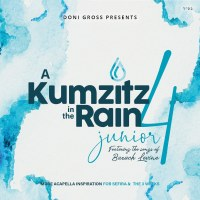 A Kumzitz in the Rain Junior Volume 4 CD
