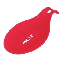 Silicone Spoon Rest Meat