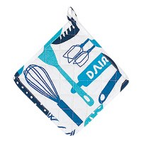 Pot Holder Trivet for Milchig Dairy Design