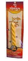 Havdalah Candle Beeswax Round