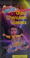 Glow Chanukah Glasses